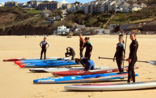 Ocean Sports Centre Paddle Clinic