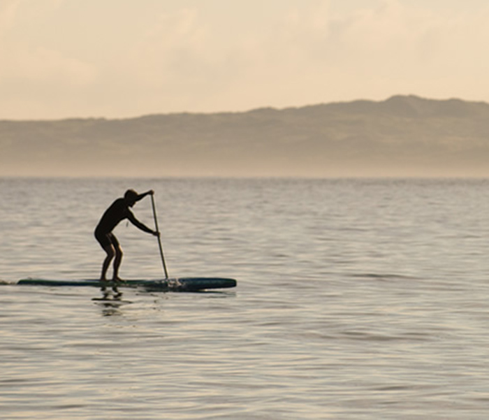 Stand up Paddleboarding Clinic's with Ocean Sports Centre
