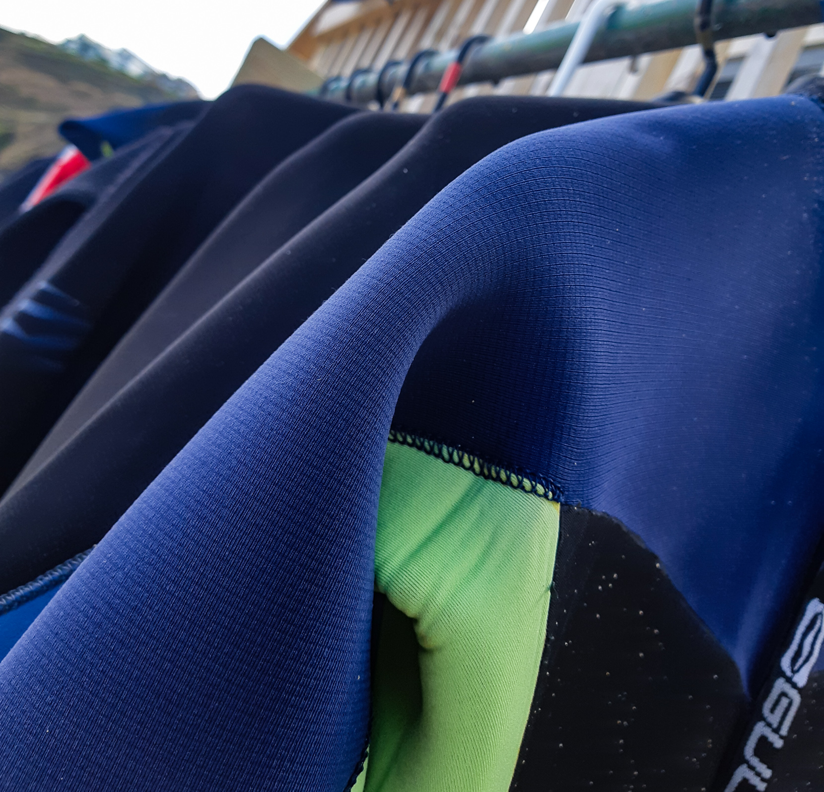 Wetsuit Hire Carbis Bay St Ives Bay