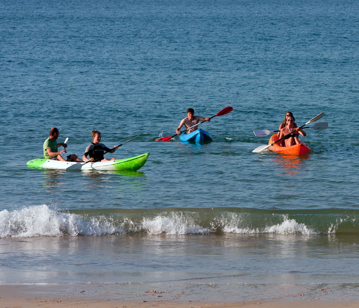 Group Activities Kayaking Tours
