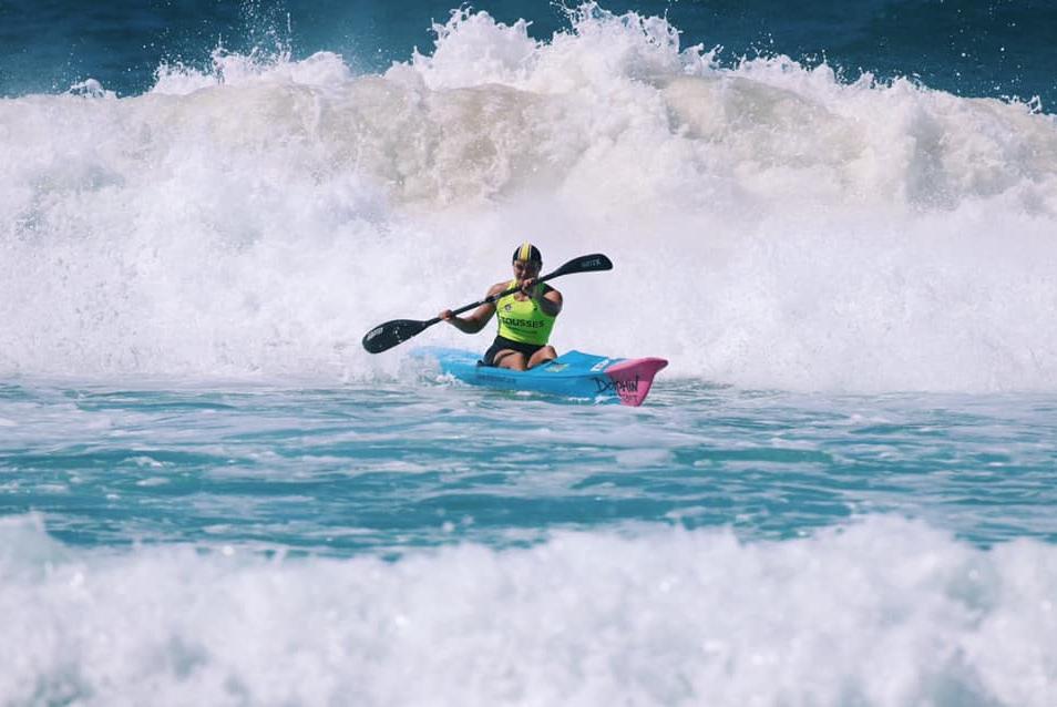 Ocean Sports Centre Instructor Emily Corin