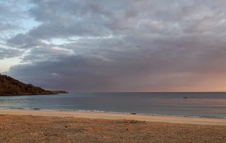 St Ives Sunrise From Carbis Bay