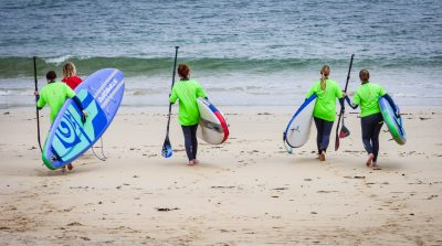 SUP Lessons with Ocean Sports Centre