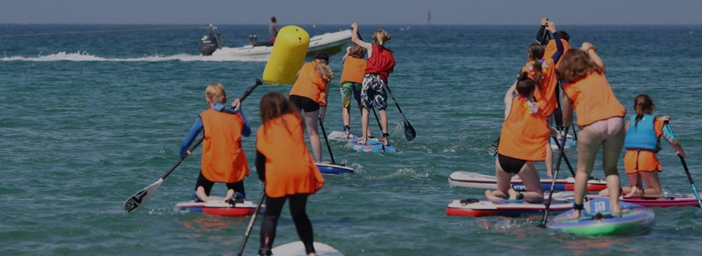 Stand up Paddleboard Race Series
