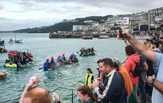 St Ives Raft Race 2019