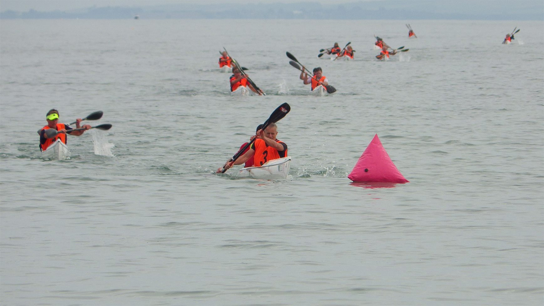 Ocean Sports Centre Glenn Eldridge double Race