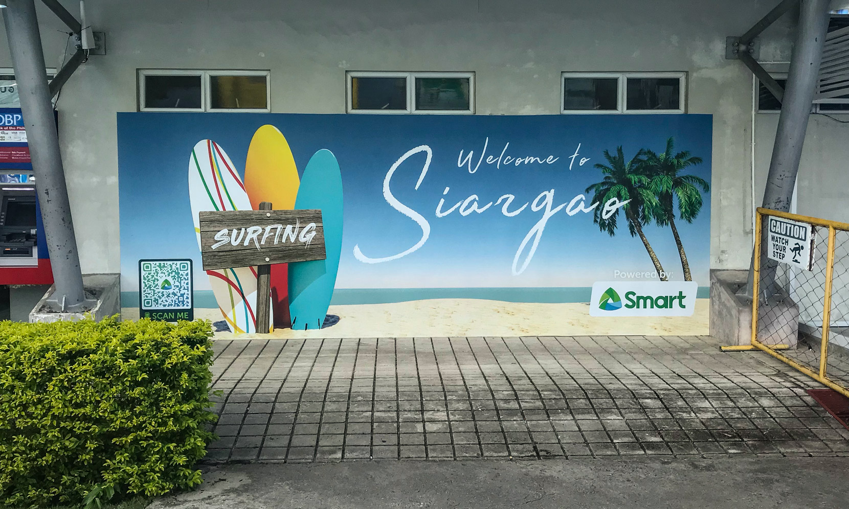 Siargao in the Philippines
