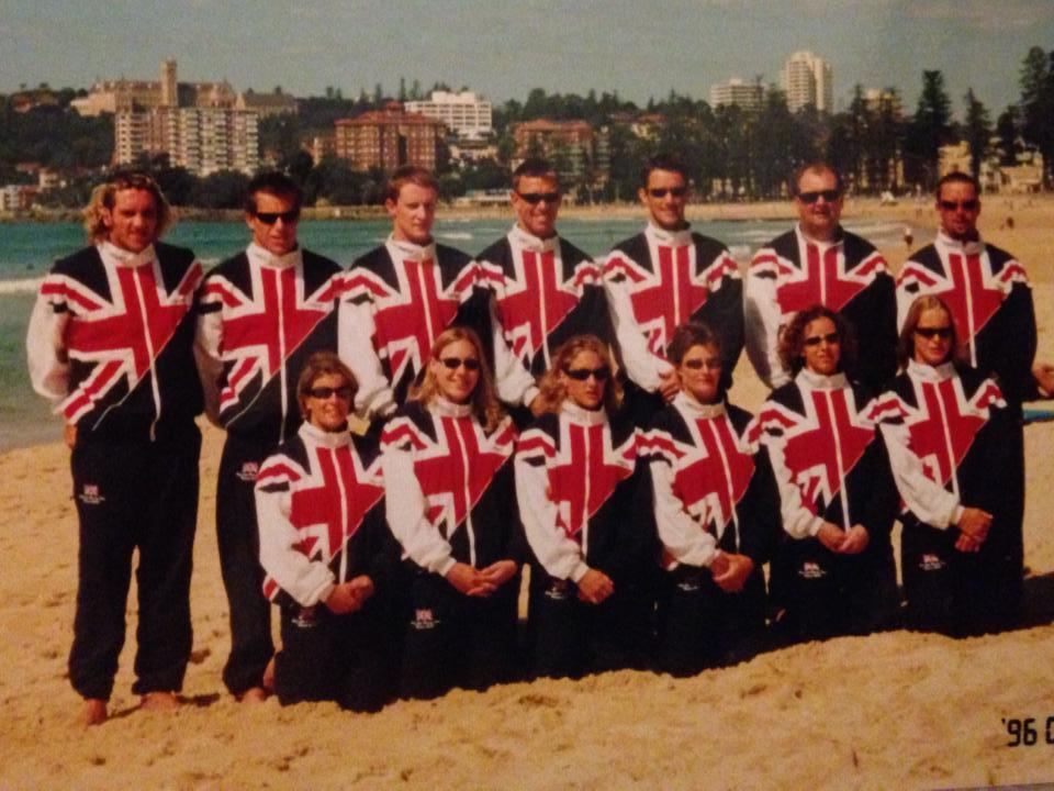 Ocean Sports Centre Glenn Eldridge Team UK