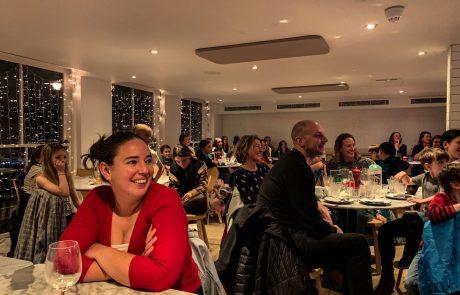 Ocean Sports Community Christmas Dinner 2019