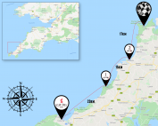 Bucca kri race map